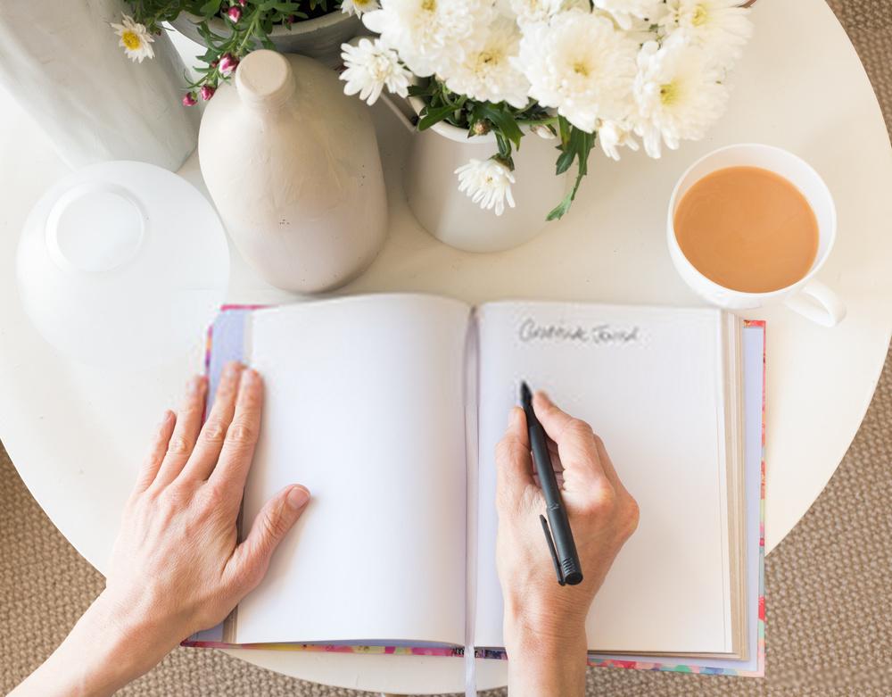 Have a Gratitude Journal